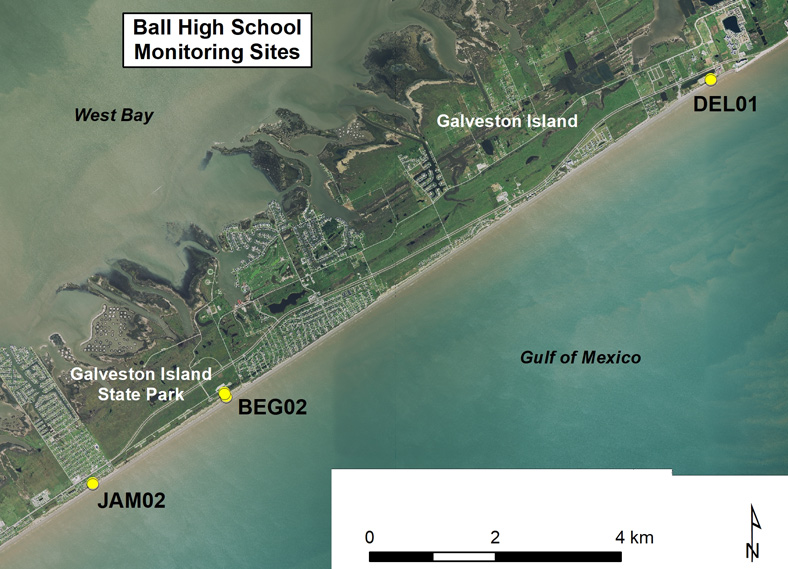 Ball HS monitoring site