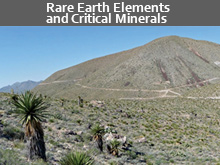 Rare Earth Elements and Critical Minerals