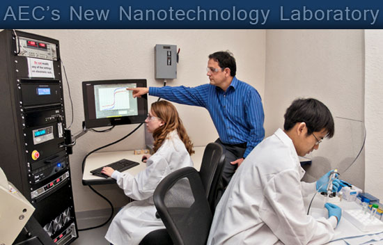 AEC's New Nanotechnology Laboratory