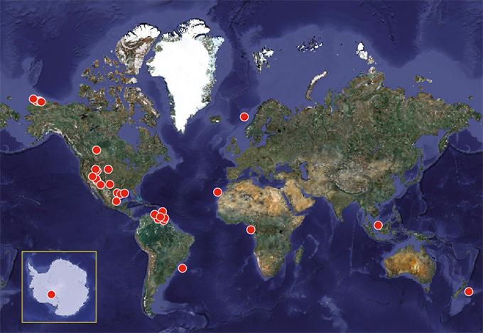 Studies Map