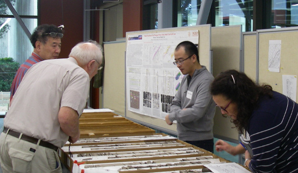 workshop focusing on the Wilcox Group stratigraphic unit