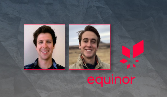 Equinor Fellows from UT Austin