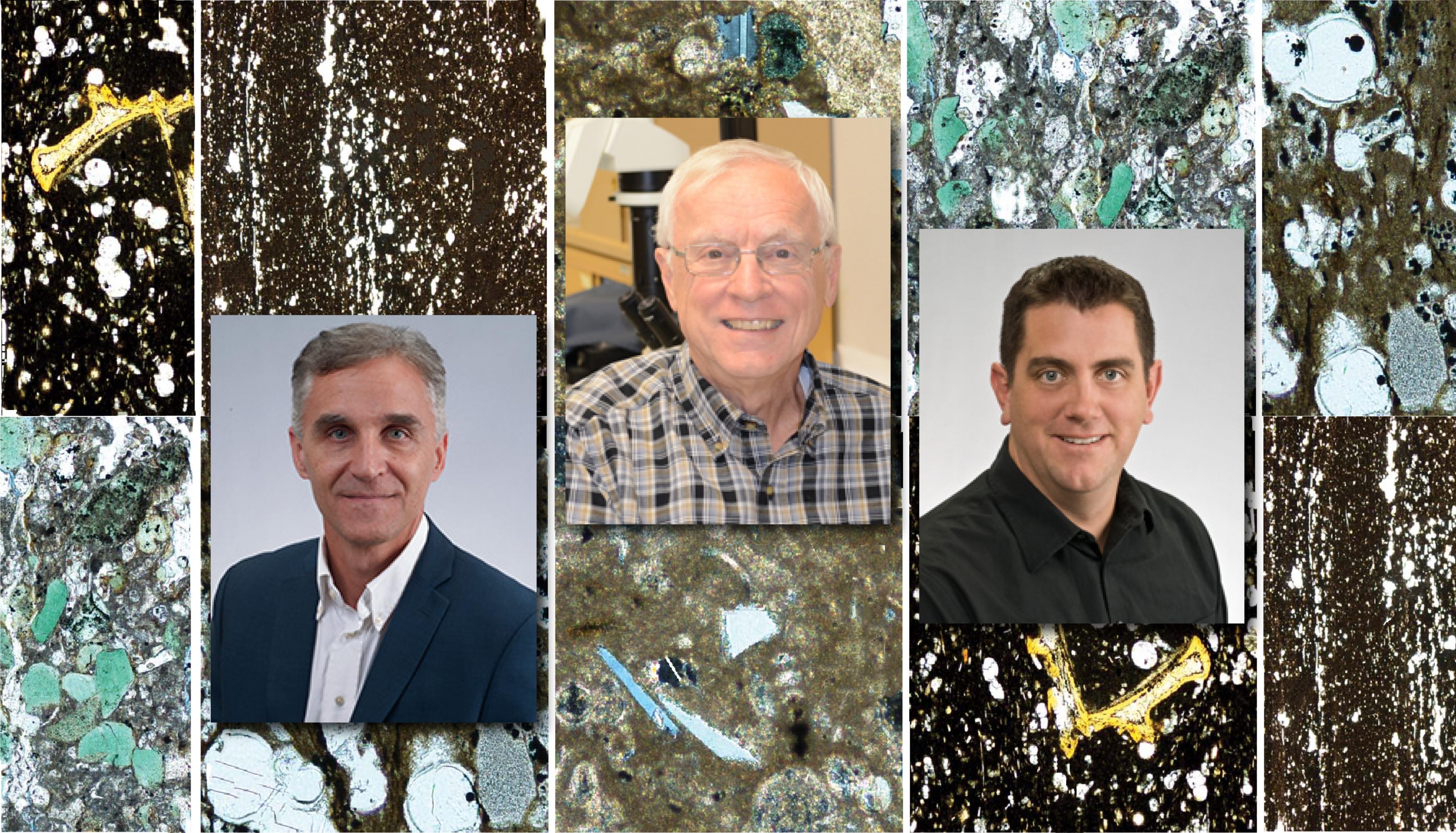 Austin chalk researchers
