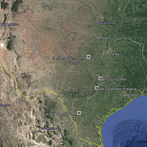Texas GeoSign Project