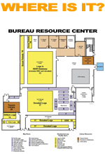 Resource Center map