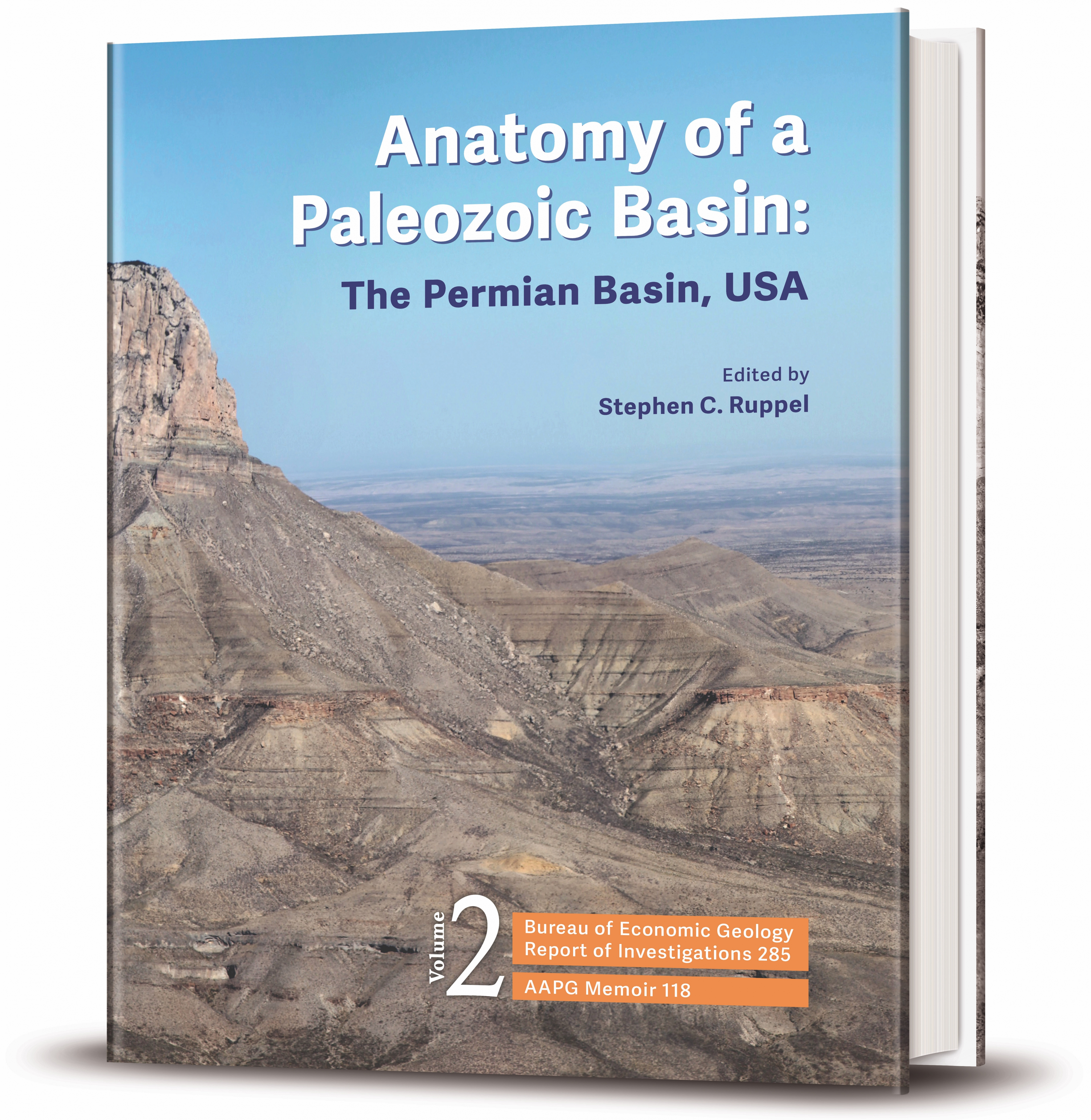 Anatomy of a Paleozoic Basin: The Permian Basin, USA, Volume 2