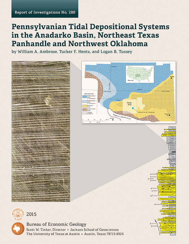 Pennsylvanian Tidal Depositional Systems in the Anadarko Basin, Northeast Texas Panhandle and Northwest Oklahoma