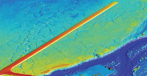 Lidar and Hyperspectral Imaging