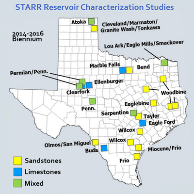 state of texas advanced resource recovery starr bureau of