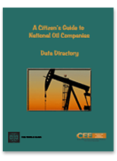 A Citizen's Guide to National Oil Companies