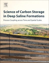 Book cover of Science of Carbon Storage in Deep Saline Formations