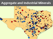 Aggregate and Industrial Minerals