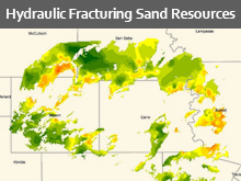 Hydraulic Fracturing  Sand Resources