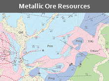 Metallic Ore Resources