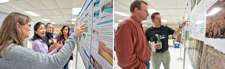 RCRL Technical Poster Presentations