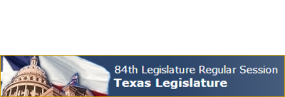 Texas Legislature 84th Regular Session