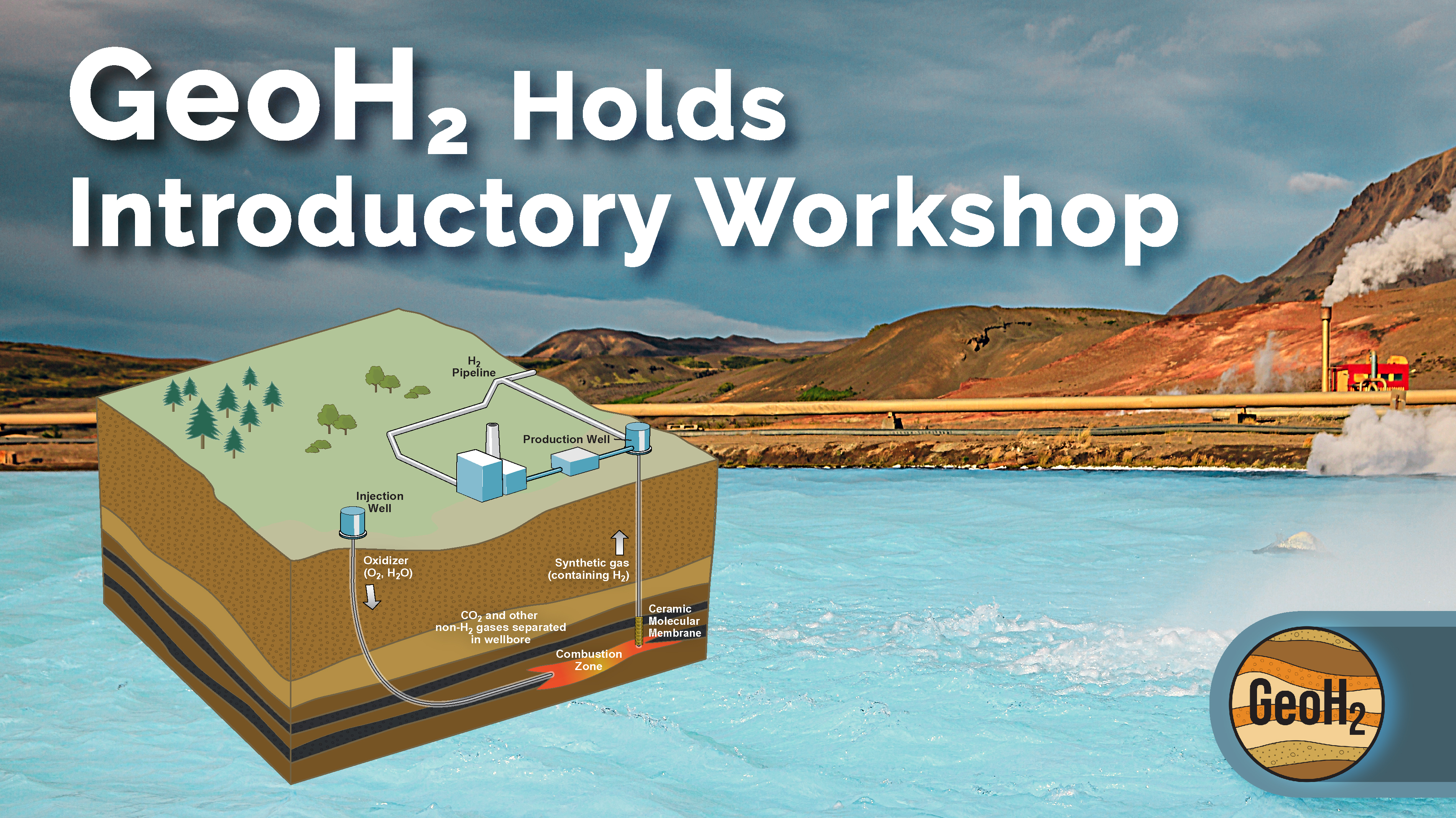 GeoH₂ Holds Introductory Workshop