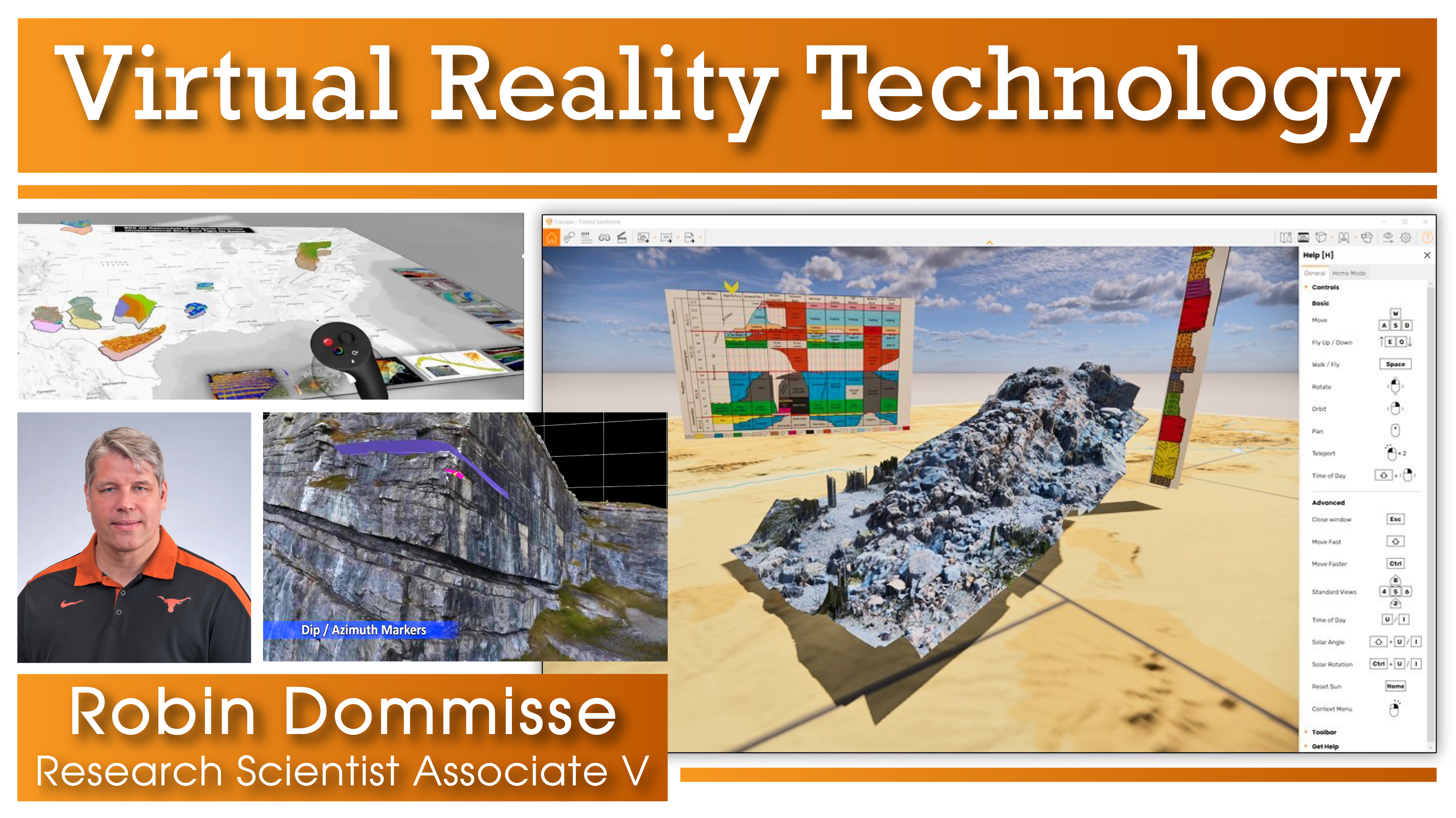 Virtual Reality Technology Now an Affordable Tool for Geoscientists